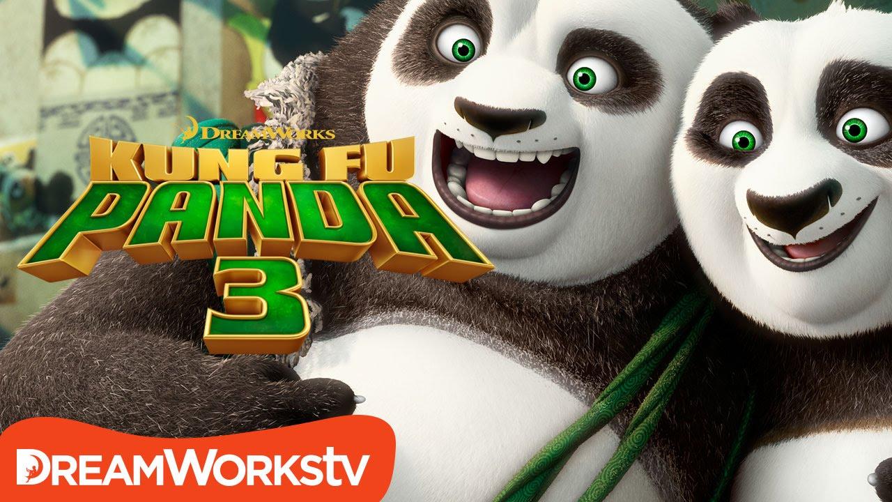 """Im dritten Teil von """"Kung Fu Panda"""" findet Po dann vielleicht endlich mal seine Familie!"""