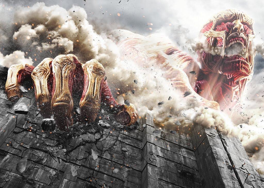 """Im neuen Trailer von """"Attack on Titan"""" sehen wir das 3D Maneuver Gear und… na ja"""