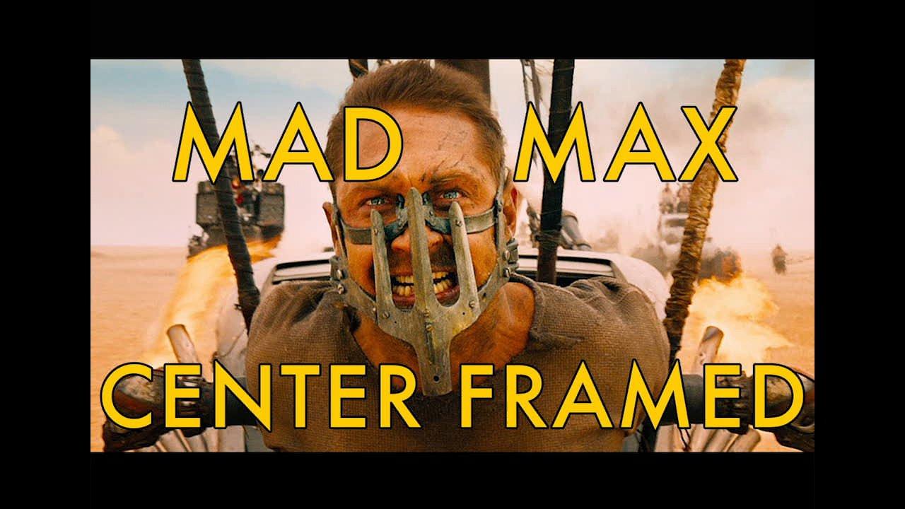 """Noch ein Grund, warum """"Mad Max: Fury Road"""" so gut ist: Center Framing"""