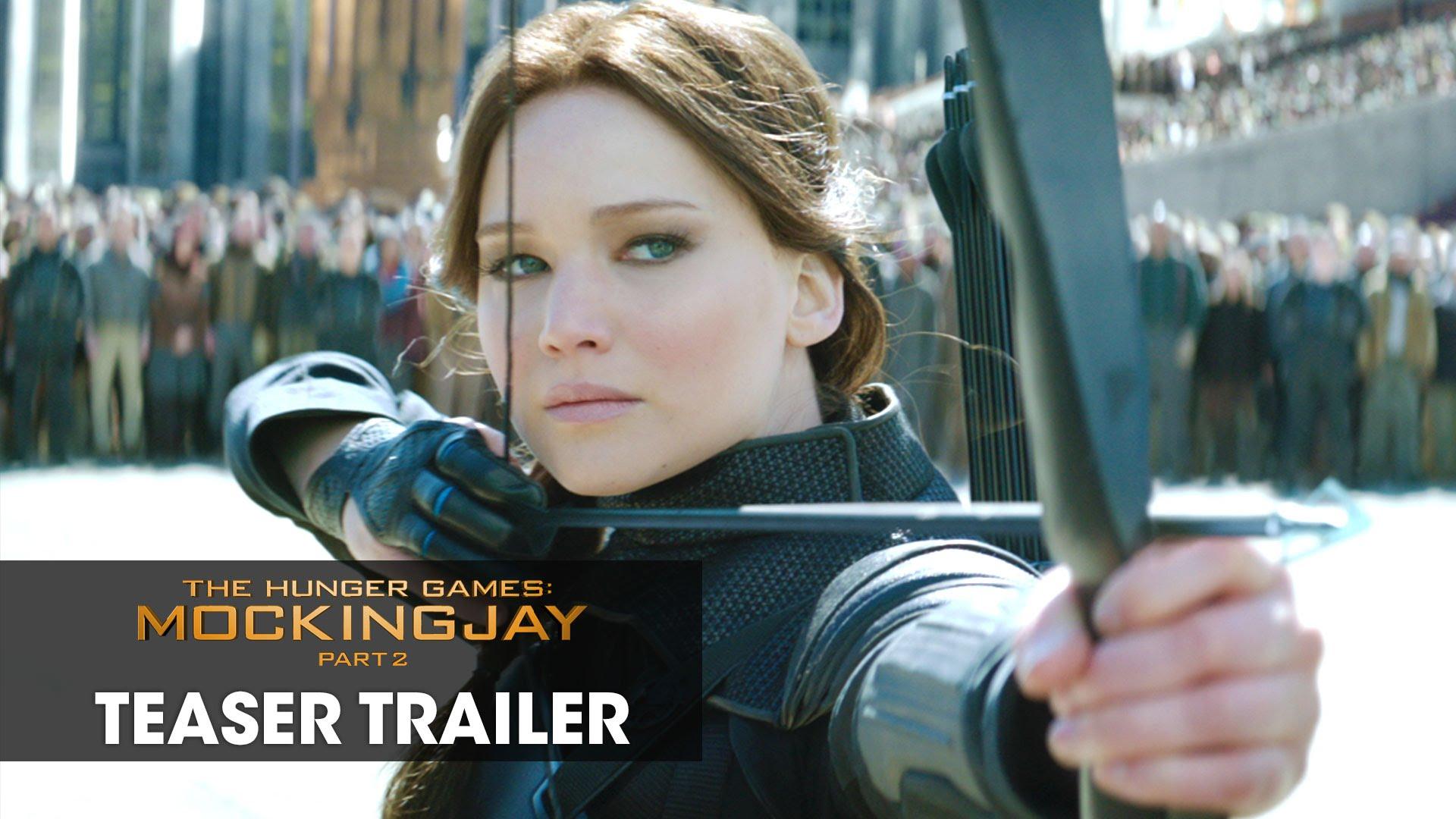 """""""The Hunger Games: Mocking Jay Part 2"""" ist immer noch ein bisschen doof"""
