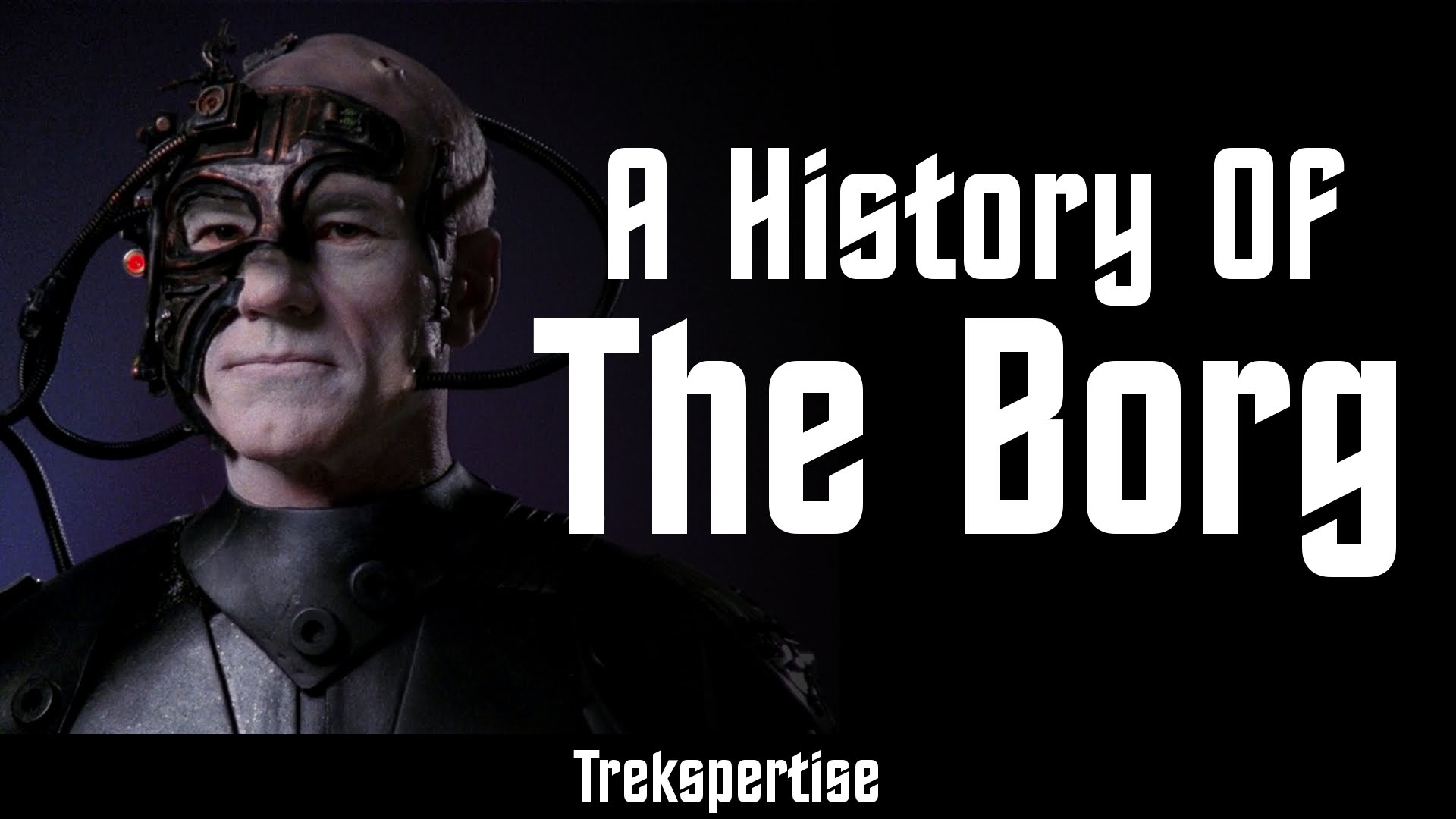 Trekspertise – A History of the Borg