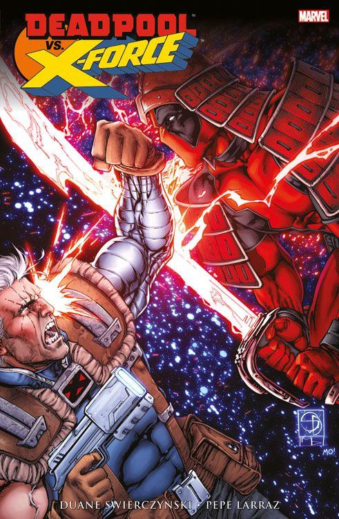 "Comicreview: ""Deadpool vs. X-Force"""