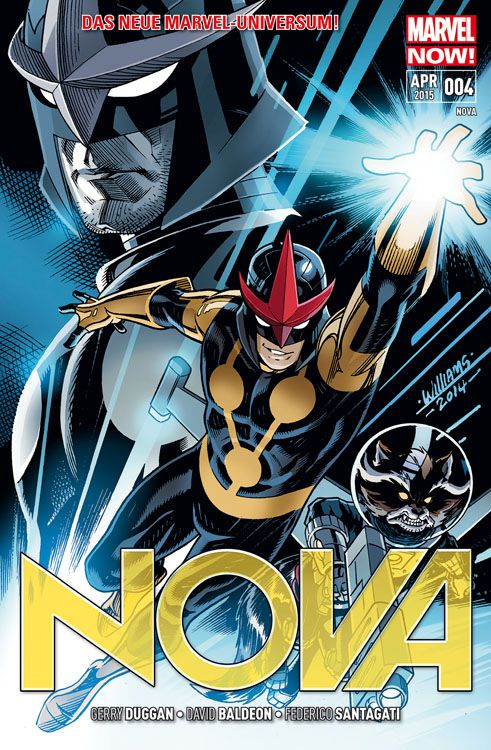 "Comicreview: ""Nova Bd 4 – Sündenfall"""