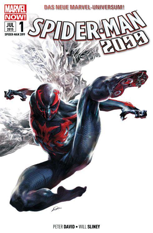 """Comicreview: """"Spider-Man 2099 Bd. 1 – Zurück in die Zukunft"""""""