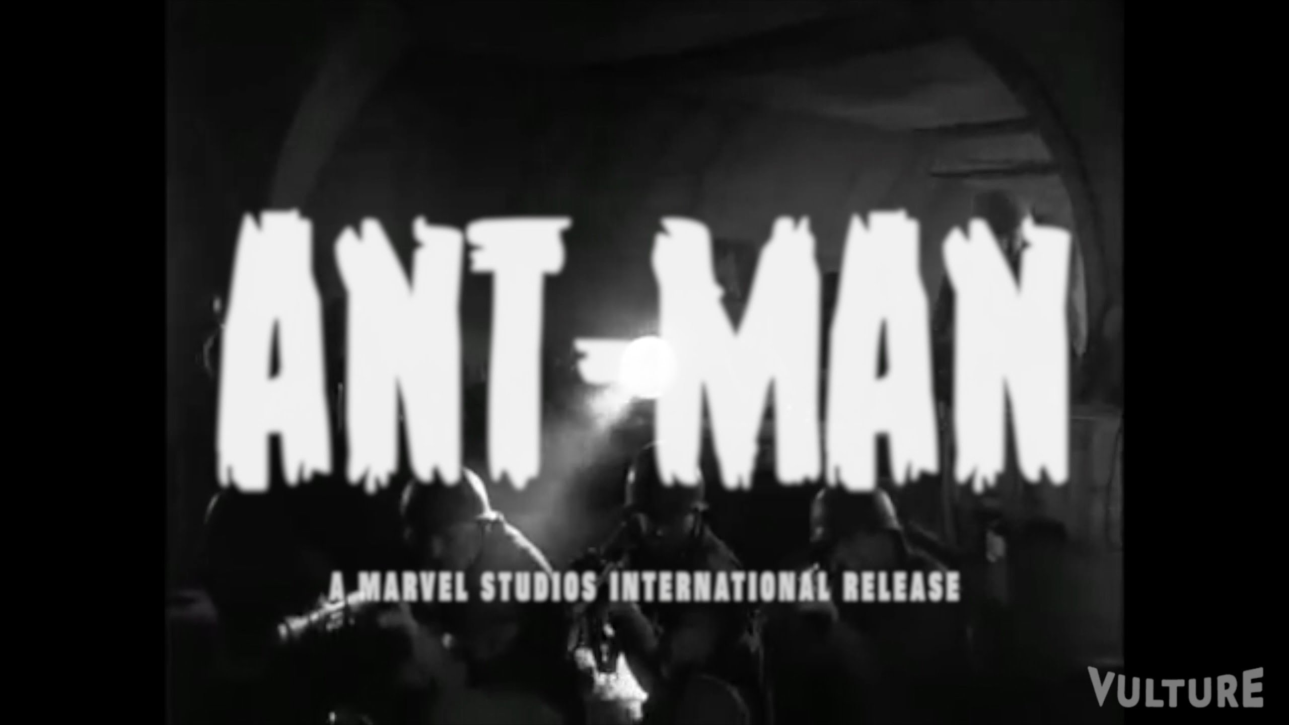 """""""Ant-Man"""" as '50s Monster Movie"""