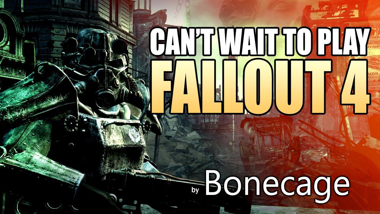 """Can't Wait to Play Fallout 4"" – Eine Parodie von ""Can't Fight This Feeling Anymore"" von REO Speedwagon"