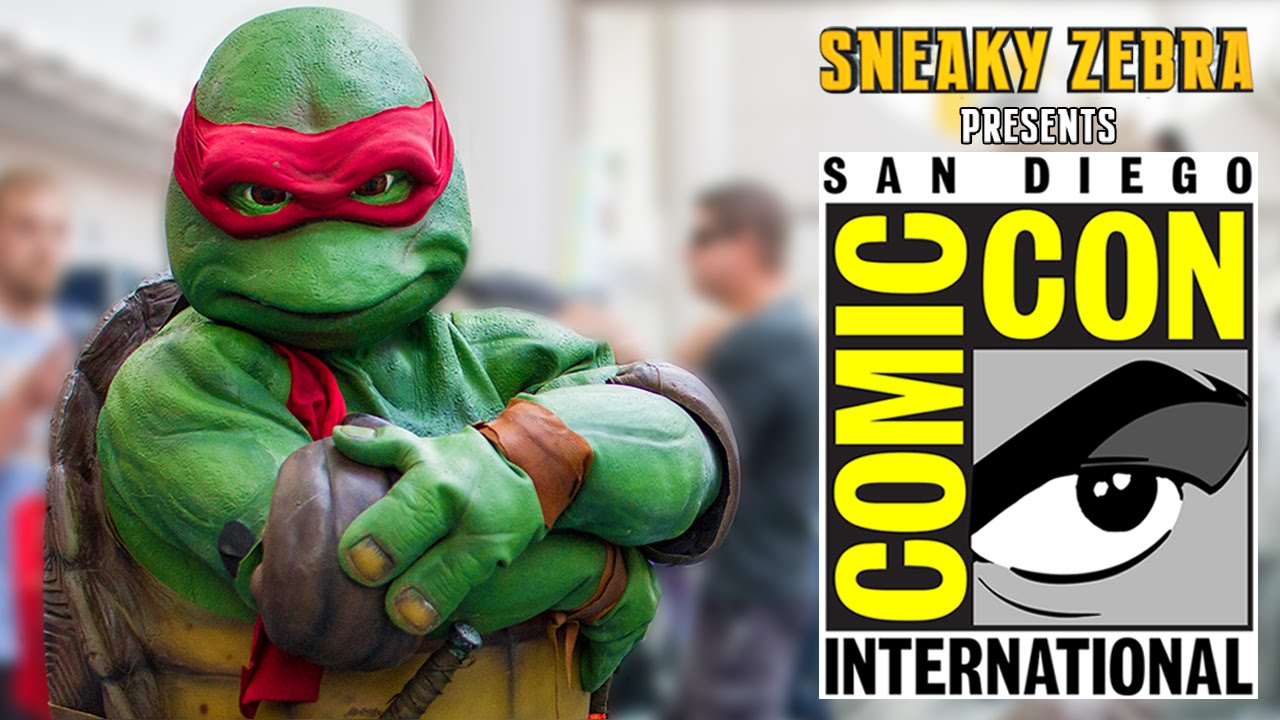 Das Cosplay Musik Video von der San Diego Comic Con 2015