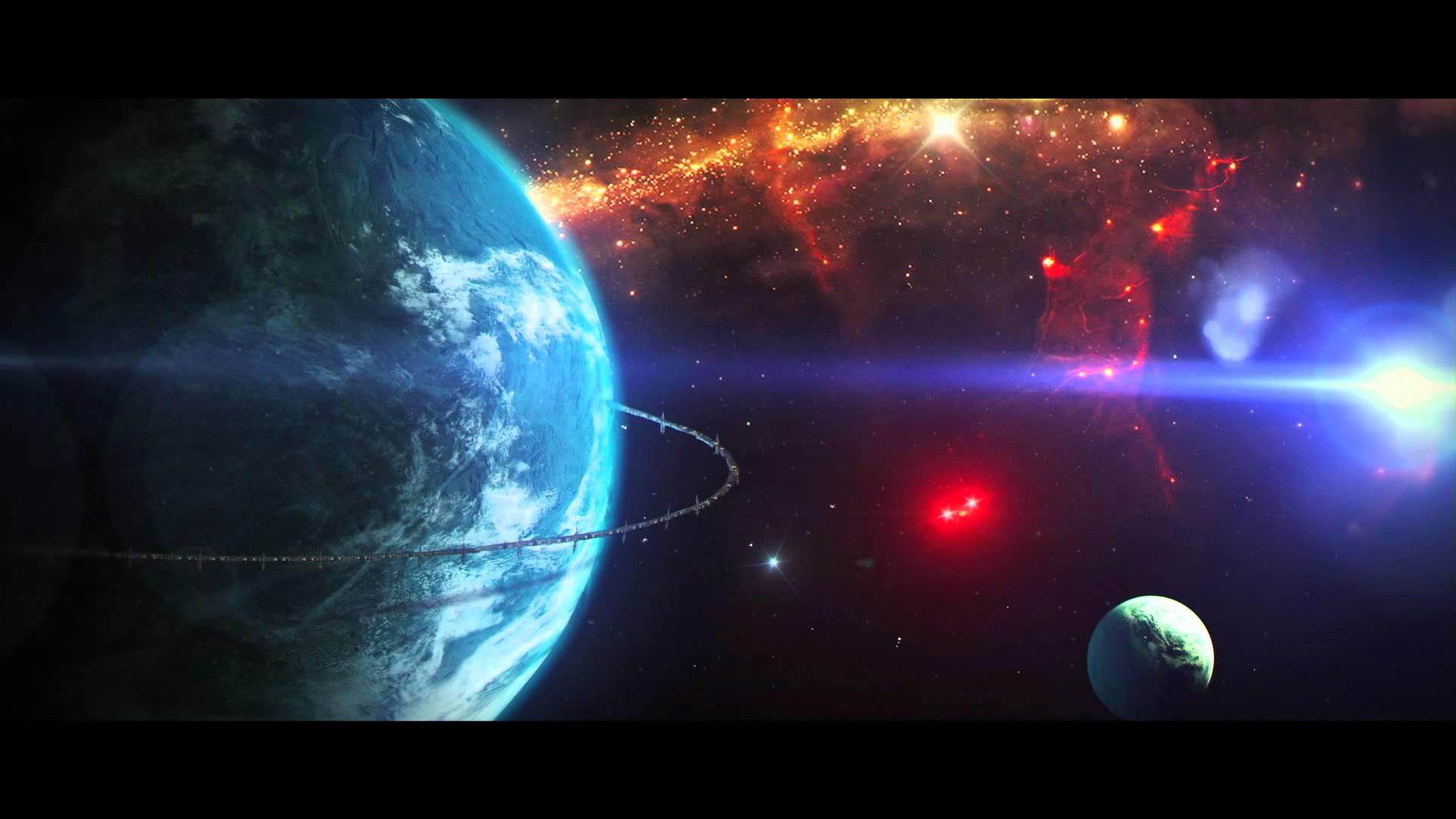 """Das Musikvideo zu """"Electric Light"""" von Muscle Hawk ist eine Weltraum-Dance-Party voller Popkultur"""