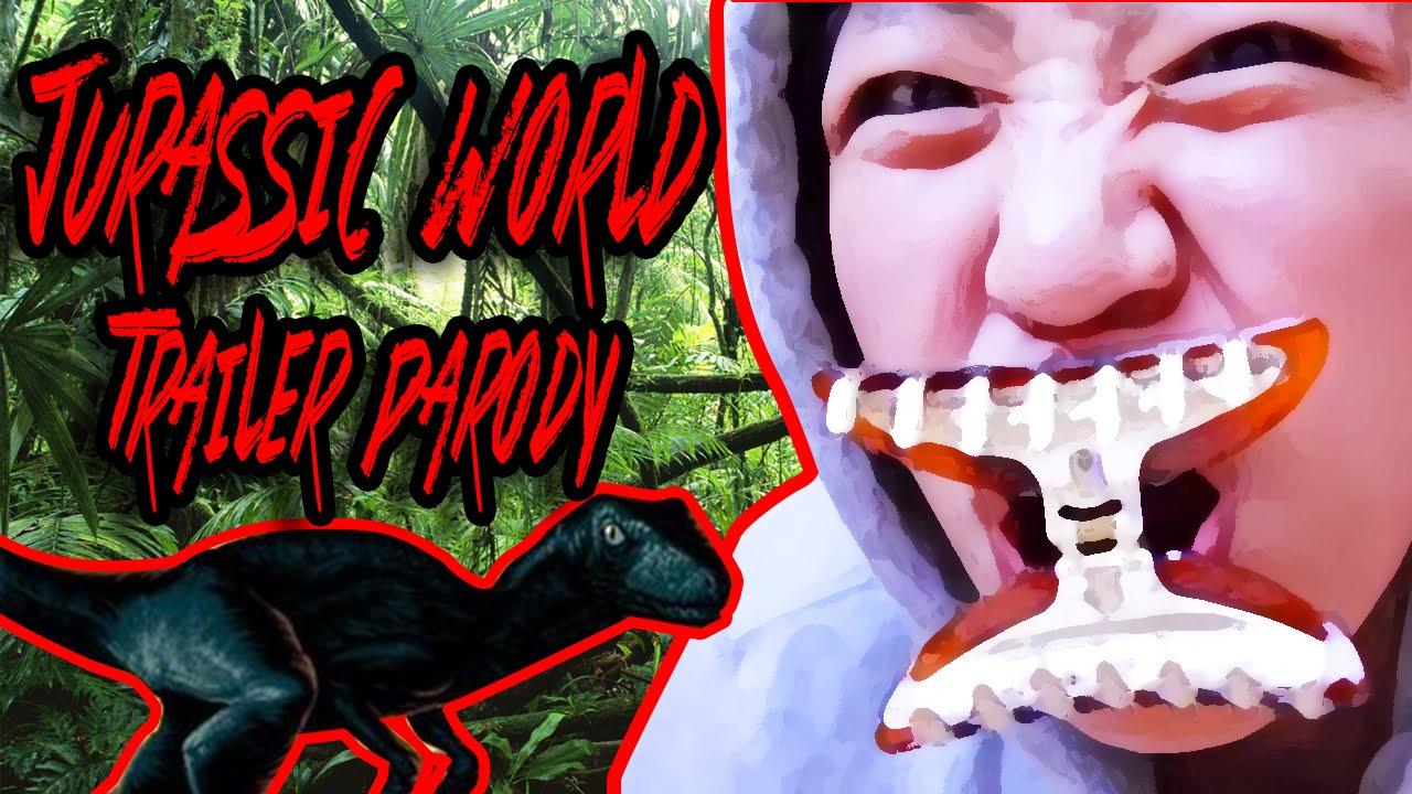 """Eine """"Jurassic World""""-Trailer-Parodie aus… Korea?"""