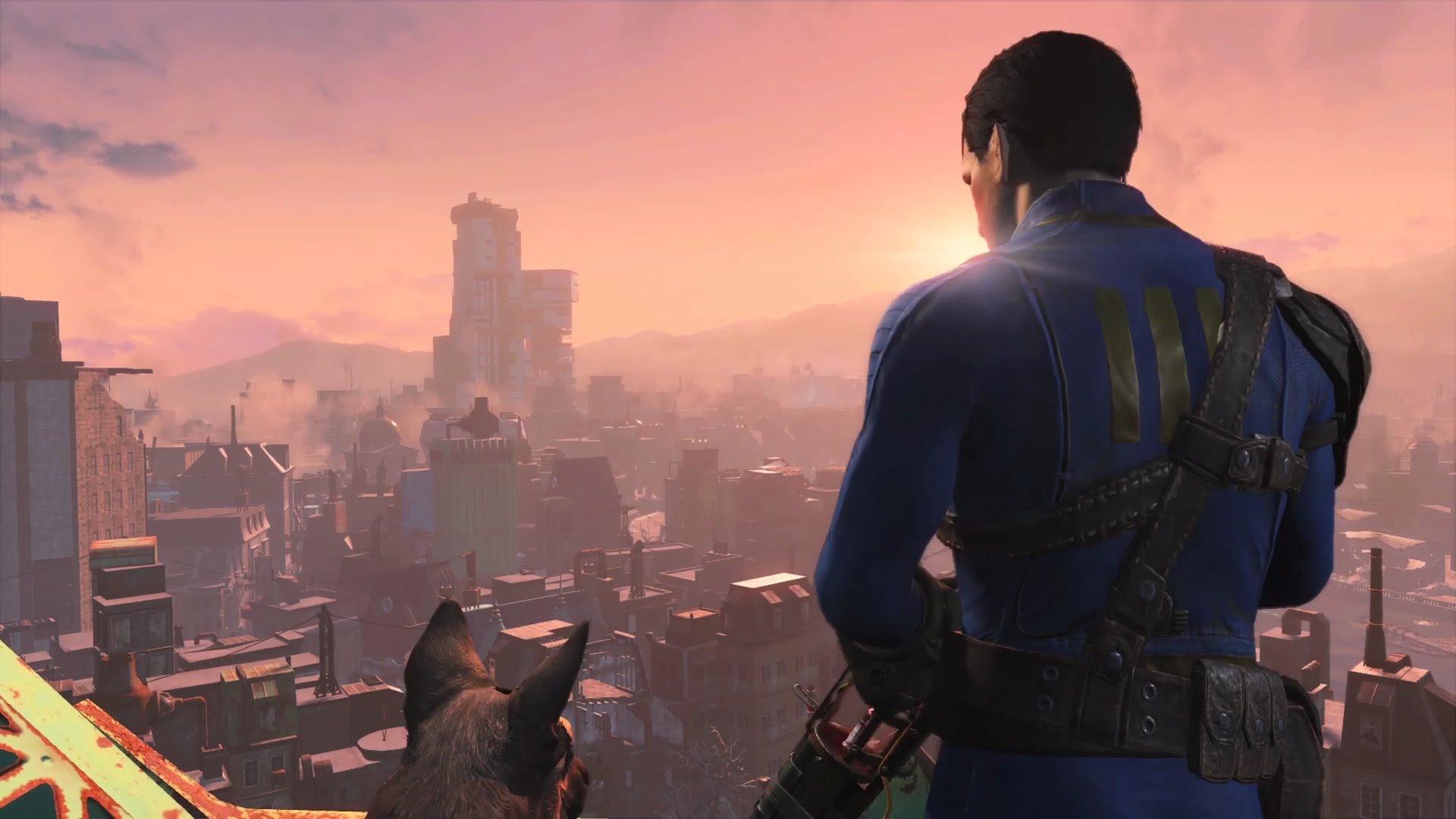 """""""Fallout 4"""": 5 Minuten langes Erkunden des Wastelands von Boston"""