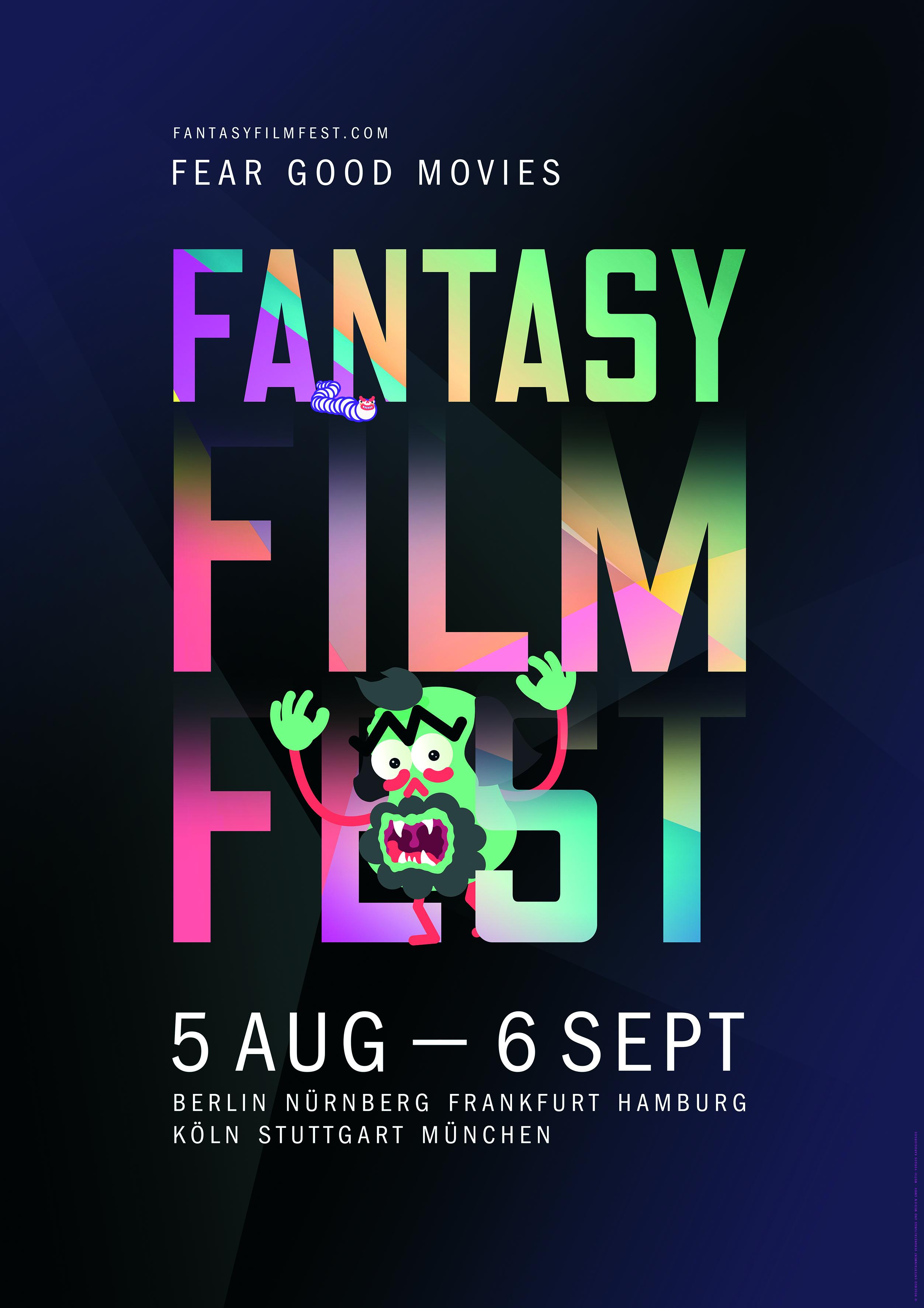 Diesen August findet dann das Fantasy Filmfest 2015 statt!