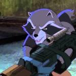 """""""Guardians of the Galaxy"""" wird zur Cartoon-Serie und hier ist schon mal ein kurzer Clip"""