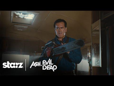 """Hallo! Es gibt einen """"Ash vs. Evil Dead""""-Trailer und er macht mich glücklich!"""