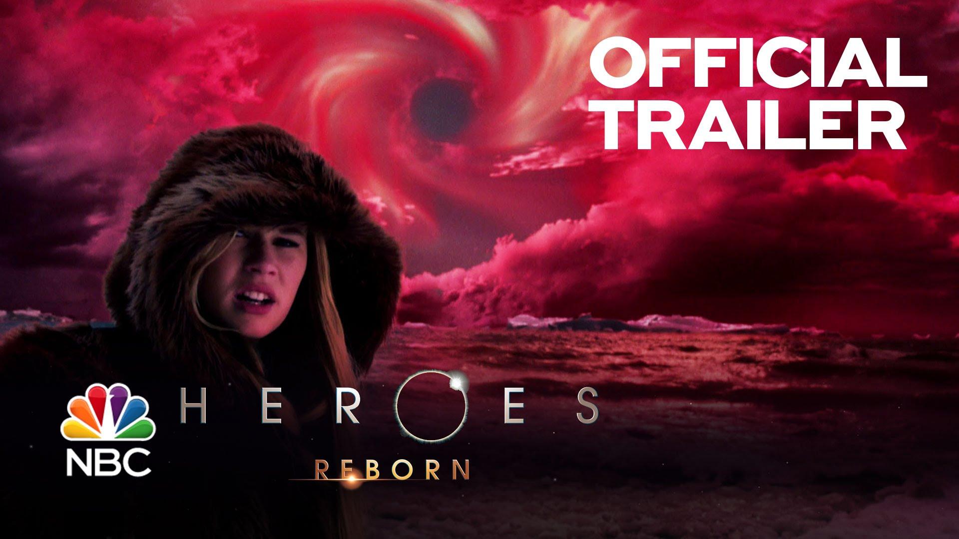 """""""Heroes Reborn"""" bekam natürlich auch einen neuen Trailer und sieht echt nett aus!"""