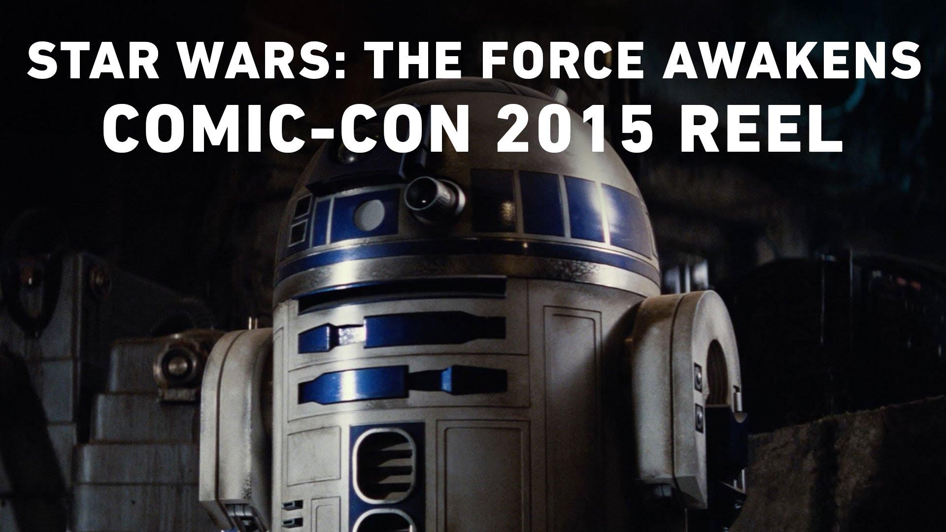 """""""Star Wars"""" auf der San Diego Comic Con"""