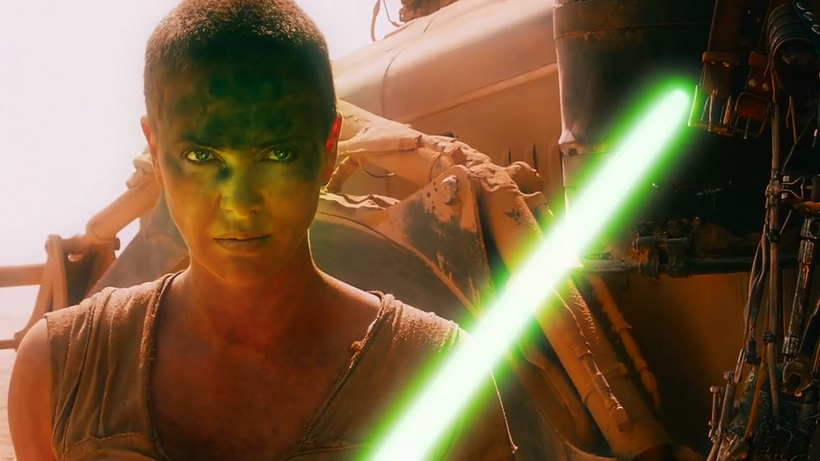 """Star Wars"" x ""Mad Max: Fury Road"" = ""Road Wars – The Imperator Strikes Back"""