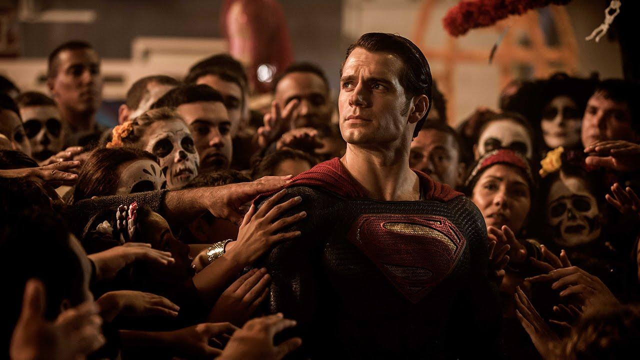"""Vermutlich sollten wir über den neuen """"Batman V Superman: Dawn of Justice""""-Trailer reden"""