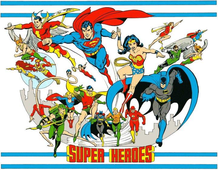 Der ganze DC Comics Style Guide von 1982 zum online lesen!