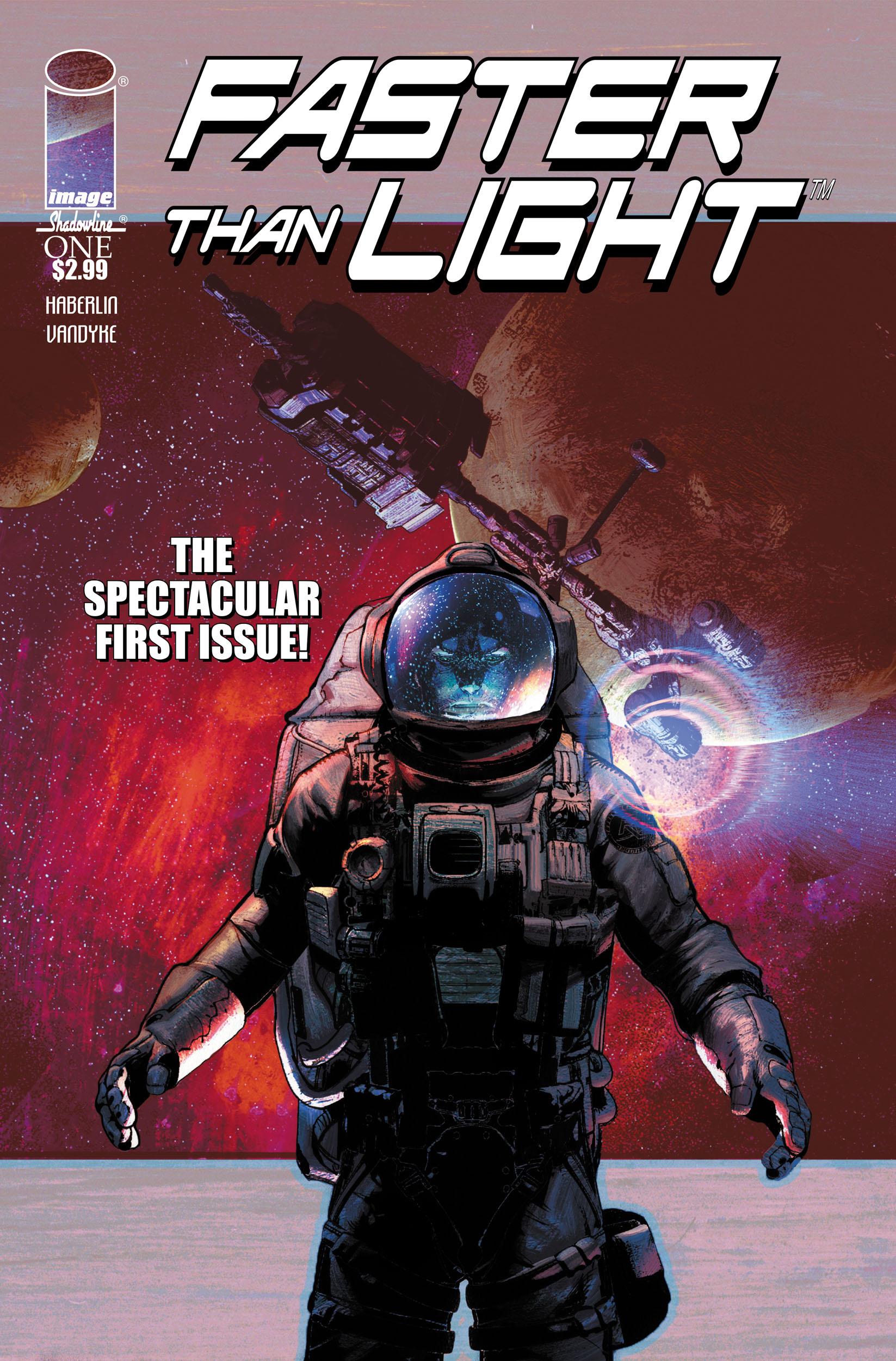 """Mit """"Faster Than Light"""" bringt Image Comics einen sehr interessanten Augmented Reality Comic auf den Markt"""