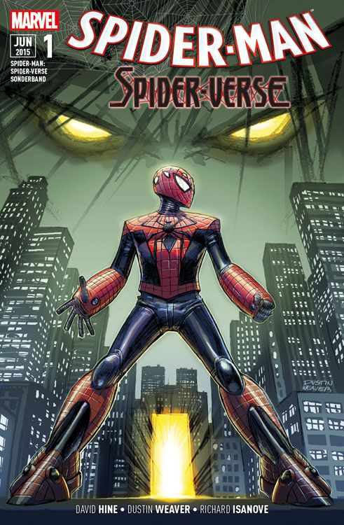 """Comicreview: """"Spider-Man – Spider-Verse Sonderband 1"""""""