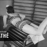 """""""Battle of the Bulges"""" – Gymnastik in den 1940s"""