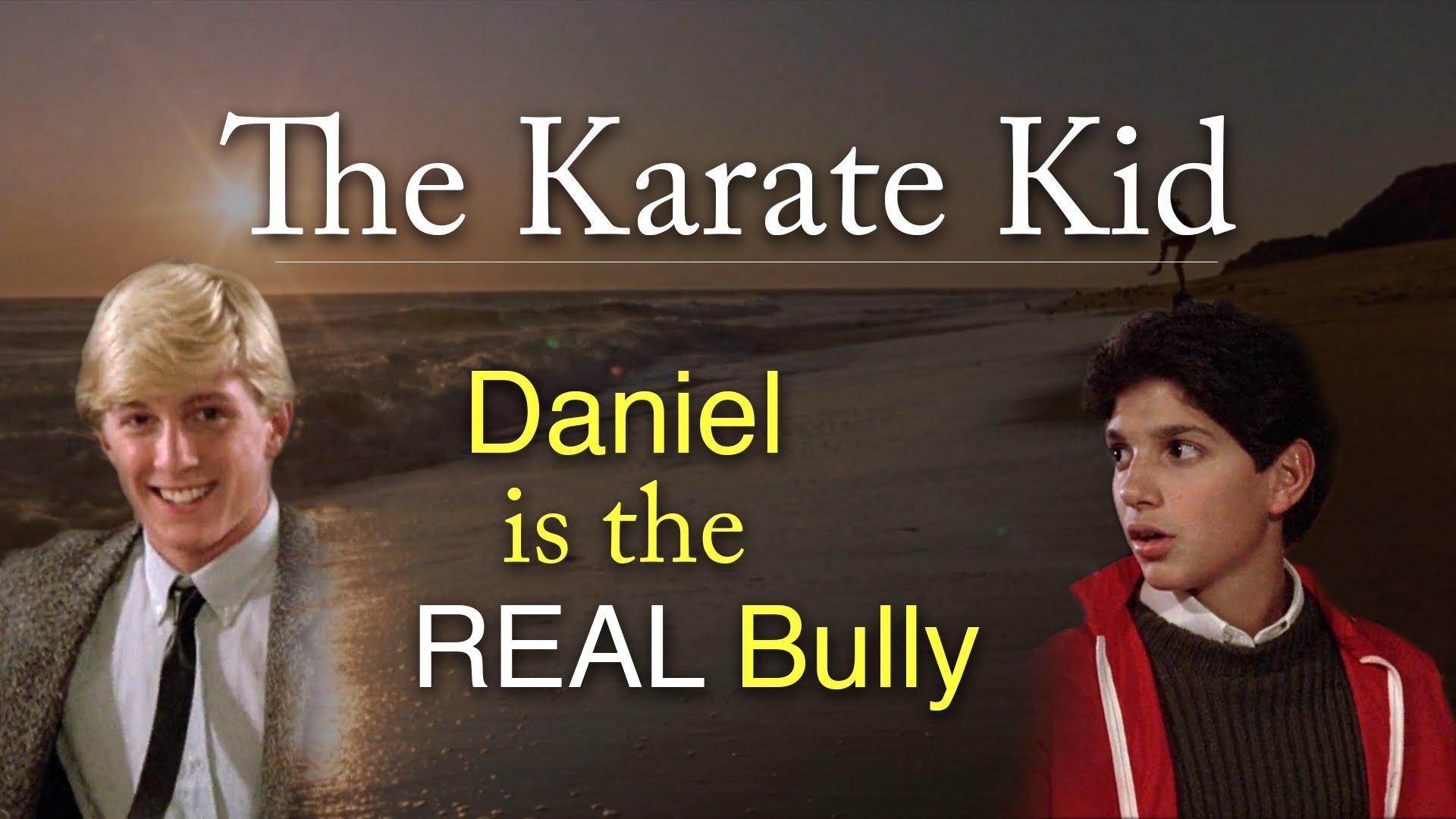 """Daniel-san ist der wirkliche Schurke in """"Karate Kid"""""""