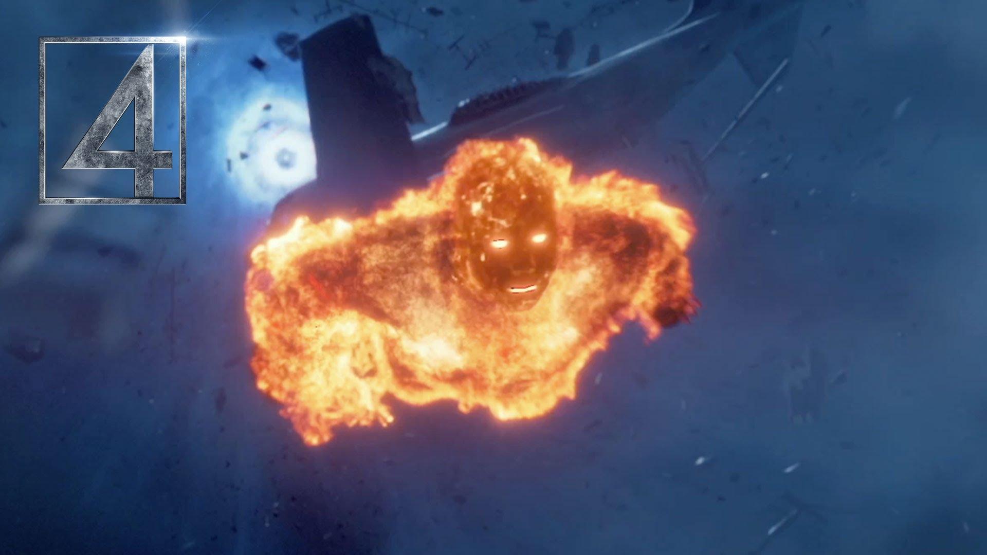 """Deadpool macht sogar den neuen Trailer zu """"Fantastic Four"""" noch ein bisschen cooler"""