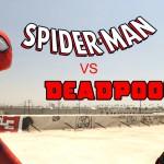 Deadpool und Spider-Man im Dance Off!