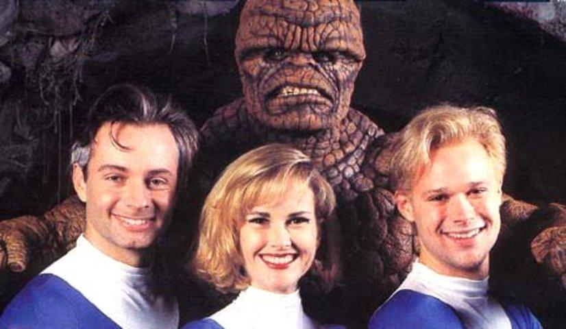 """Der neue """"Fantastic Four"""" soll ja blöd sein, wie wäre es dann mit der unveröffentlichten Version von 1994?"""