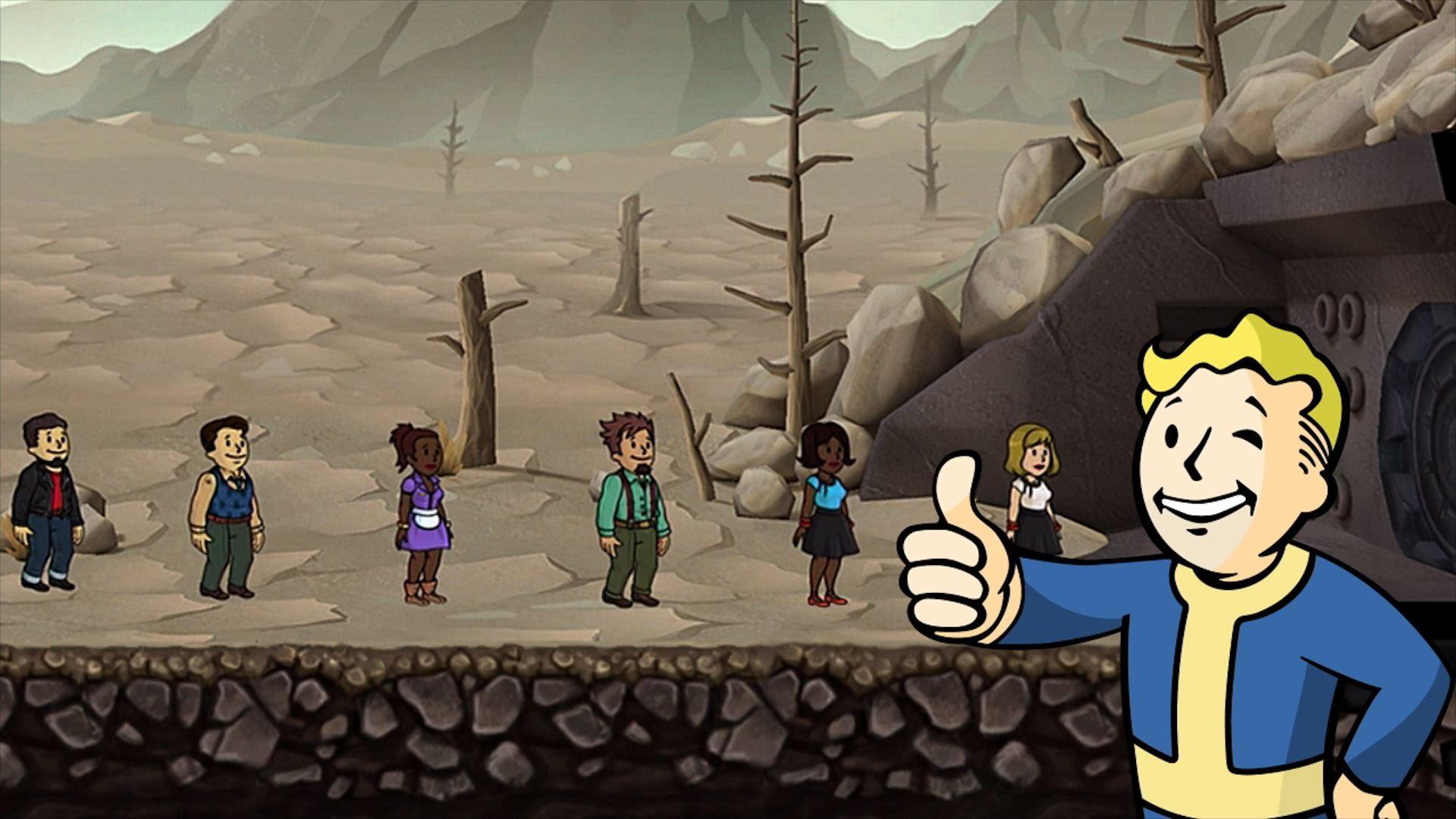 """""""Fallout Shelter"""" gibt es jetzt nach iOS auch endlich für Android"""