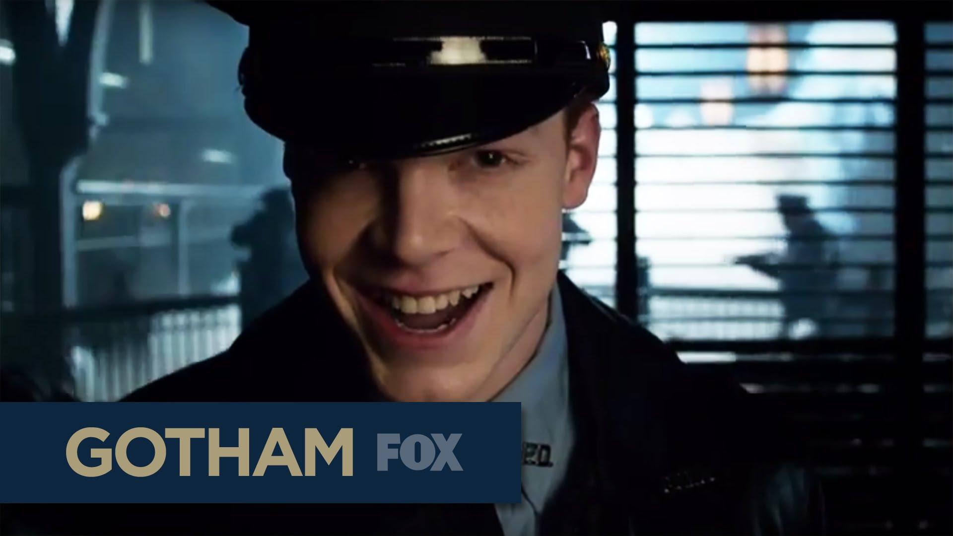 """""""Gotham"""" geht übrigens auch weiter und hier ist ein Trailer!"""
