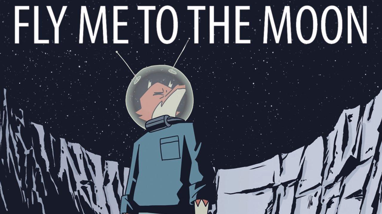"""Im Kurzfilm """"Fly Me To The Moon"""" brauch ein Fuchs Hilfe nach Hause zu kommen"""