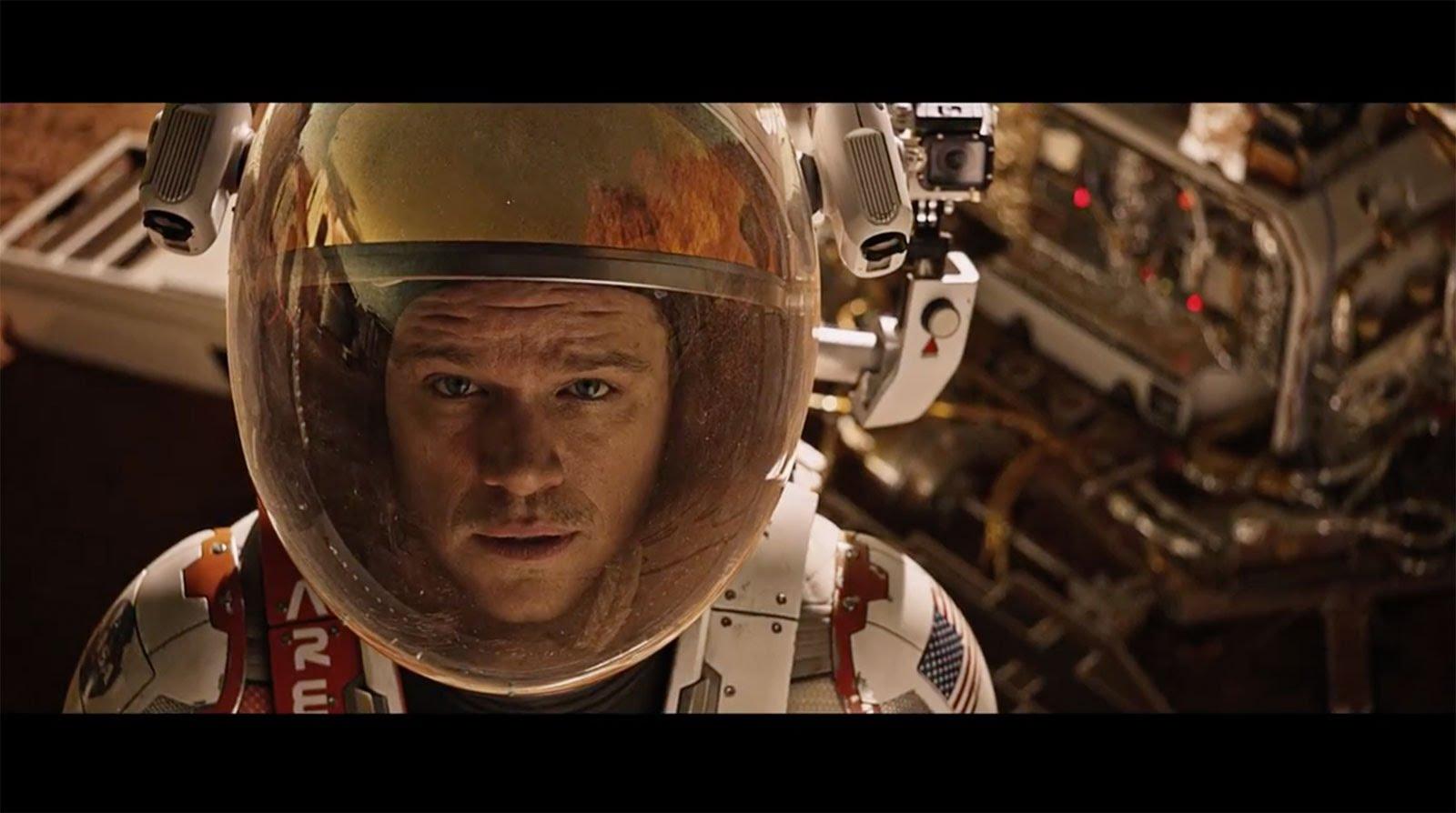 """Im zweiten Trailer zu """"The Martian"""" möchte der kleine Matt Damon aus dem Mars-Spielparadies abgeholt werden"""