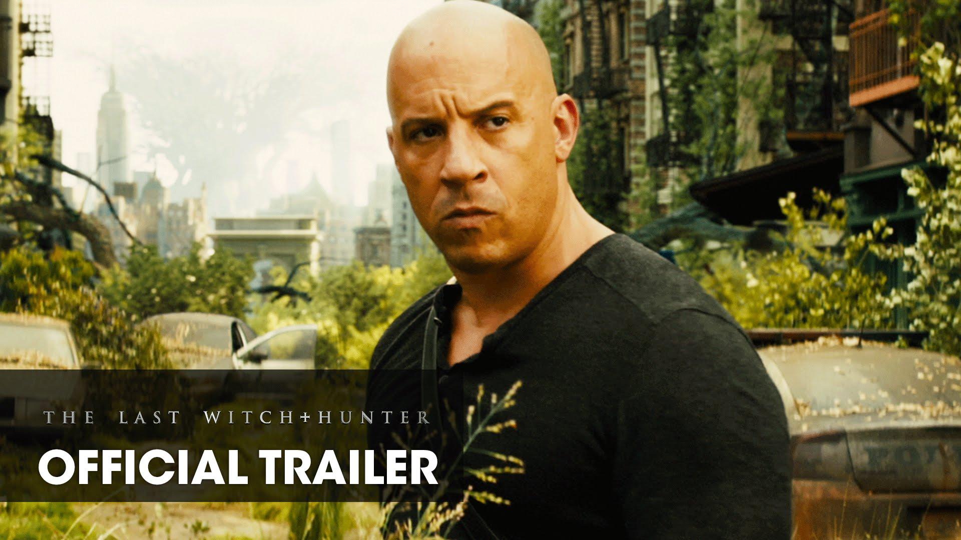 """In """"The Last Witch Hunter"""" geht Vin Diesel mit Rauschebart auf Hexenjagd"""