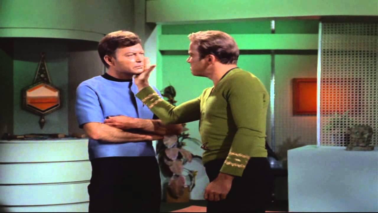 """Keine Ahnung, warum """"That Don't Impress Me Much"""" von Shania Twain so gut mit """"Star Trek"""" funktioniert"""