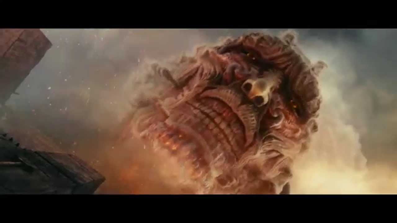 """Mit jedem neuen Trailer wird die Realverfilmung von """"Attack on Titan"""" abgefuckter"""