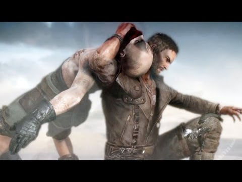"""Schaut nur, es gibt ein 80-minütiges Game-Play-Video von """"Mad Max"""""""