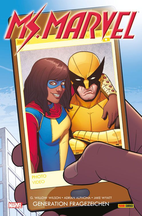 Comicreview: Ms. Marvel Bd. 2 – Generation Fragezeichen