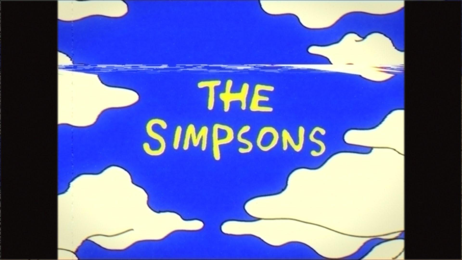 """Der Couchgag von """"The Simpsons"""" auf VHS und richtig bizarr"""