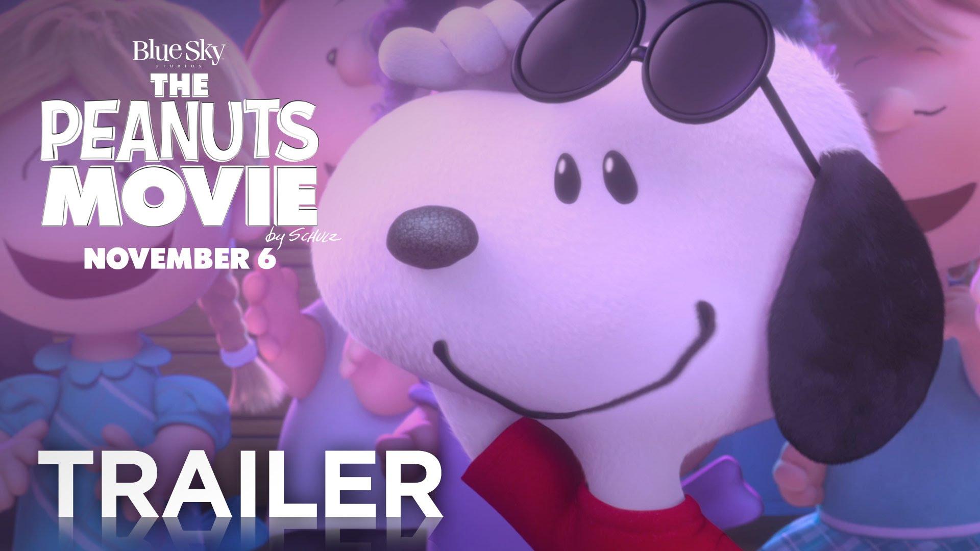 """Derneue Trailer zu """"The Peanuts"""" sieht immer noch sehr niedlich aus"""