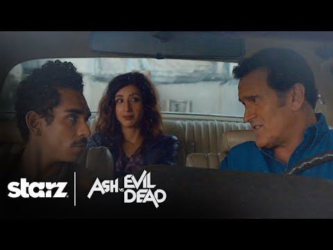 "Die ""Ash Vs. Evil Dead – A Reluctant Hero and His Crew""-Featurette zeigt uns das Team"