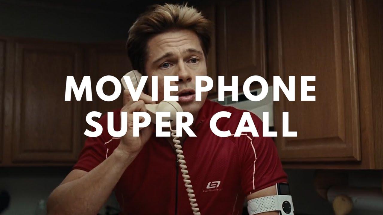 Ein Anruf durch verschiedenste Filme