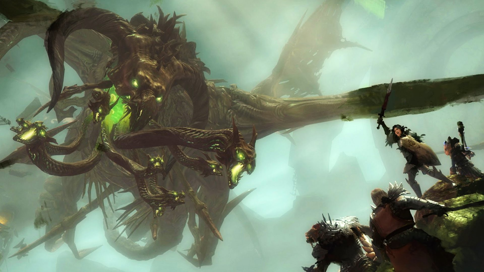 """""""Guild Wars 2"""" ist ab jetzt gratis spielbar!"""