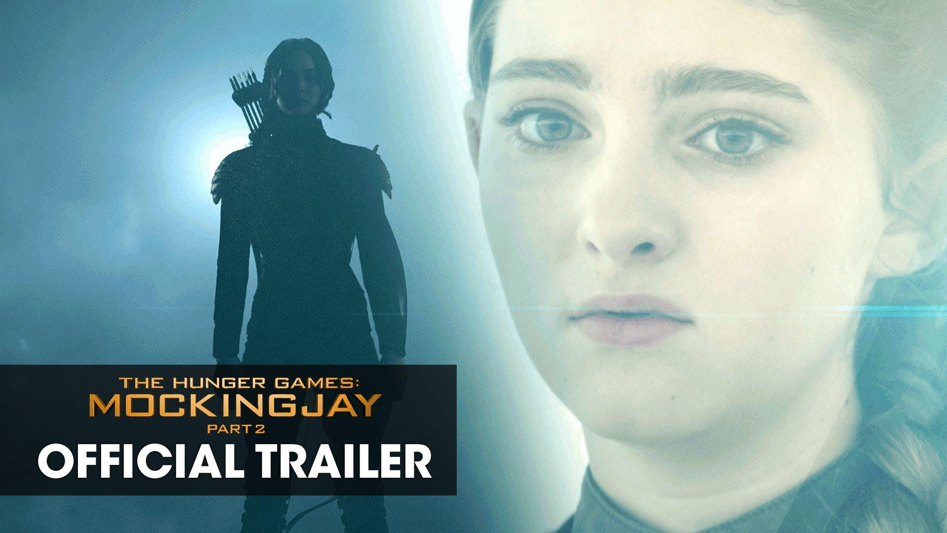 """Im neuen Trailer zu """"The Hunger Games: Mockingjay Part 2"""" macht Katniss alles für Prim"""