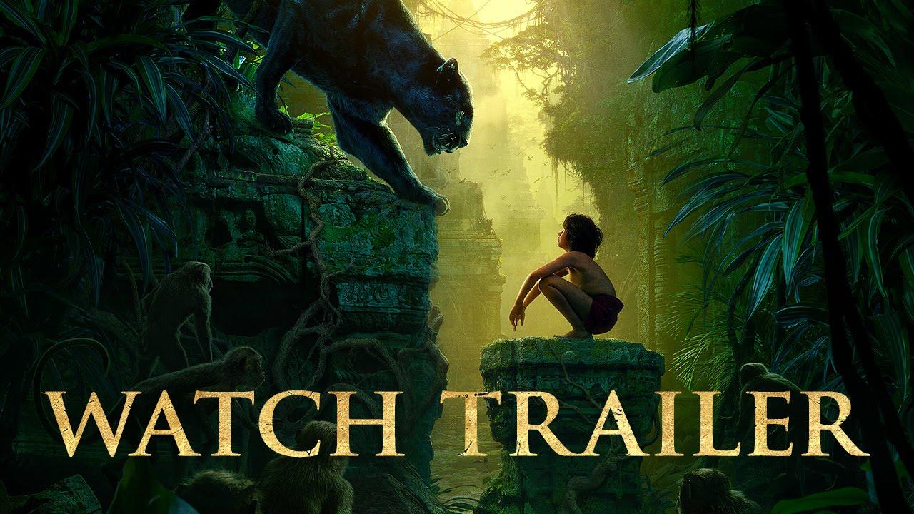 """Im Trailer zu """"The Jungle Book"""" von Disney spielt S-Kaa-Lett Johansson wieder eine Schlange"""