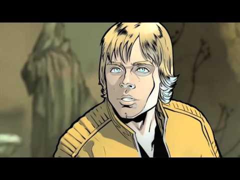 """Journey to The Force Awakens: Zwei animierte """"Star Wars""""-Bücher"""
