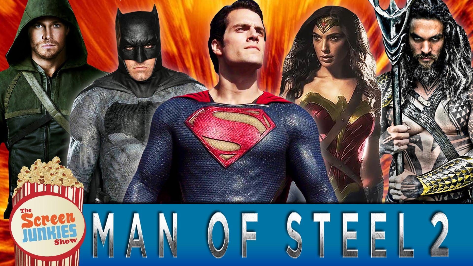 """Max Landis hätte ein paar echt gute Ideen für """"Man of Steel 2"""" gehabt"""