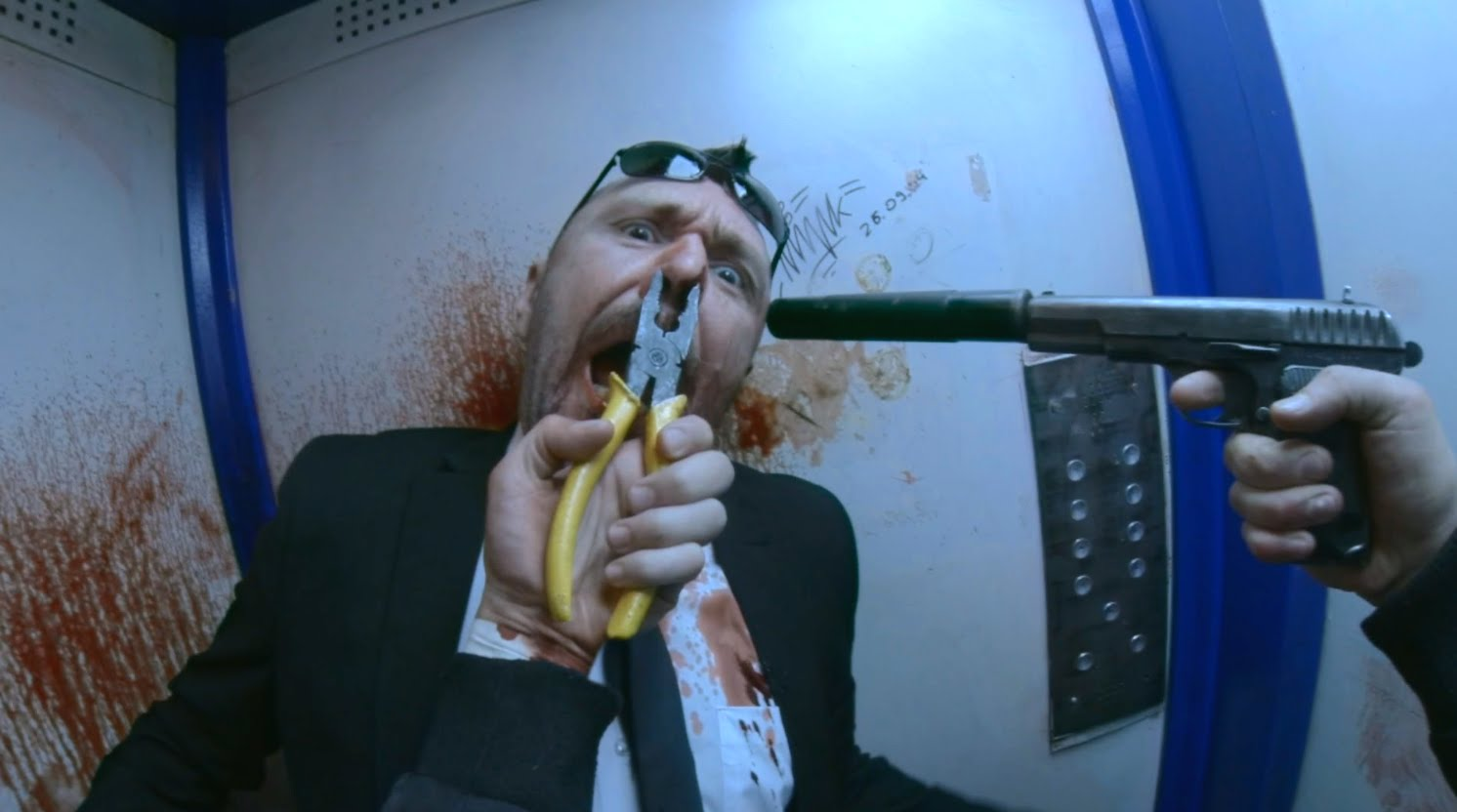 "OMG! Der Trailer des Films ""HARDCORE"" ist over the top everything!"