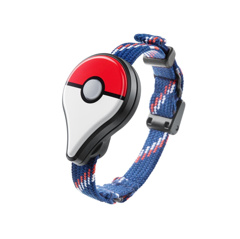 Das Pokémon GO Plus Wearable kostet übrigens $35