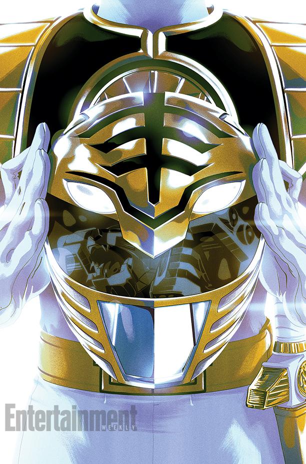 """BOOM! Studios bringt eine """"Mighty Morphin' Power Rangers""""-Serie mit irre coolen Covern heraus"""